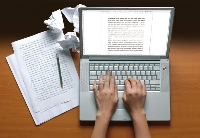 Отправляем рукопись в издательство